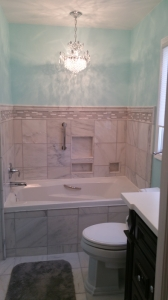Luxury Bathrooms Beverly Hills MI - Bathroom Remodeler SE Michigan - Elie's Home Improvement - 20150417_132004