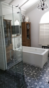 Bathroom Renovation Services Sterling Heights MI - Elie's Home Improvement - 20160304_113217