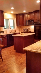 Kitchen Remodeling Company Wixom MI - Elie's Home Improvement - IMG_20130726_125356_039