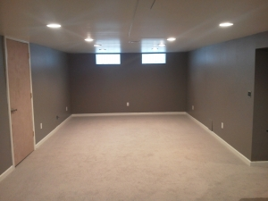 Basement Remodeling Company Northville MI - Elie's Home Improvement - Main_room