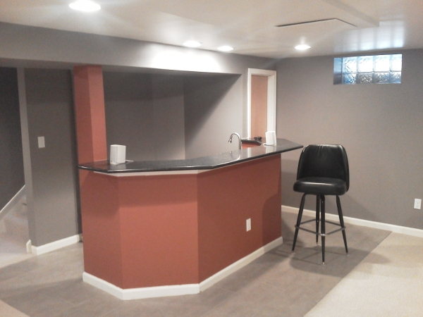 Basement Remodeling Madison Heights MI