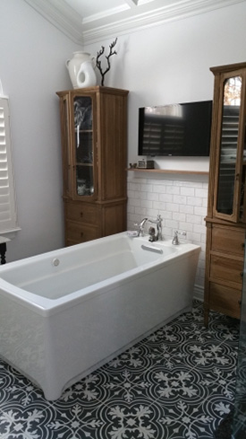 Bathroom Remodeling Clinton Township MI