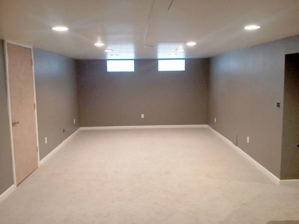 Home Remodeling Company Keego Harbor MI - Elie's Home Improvement - basement-tn