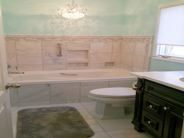 Home Remodeling Services Berkley MI - Elie's Home Improvement - bathroom-tn